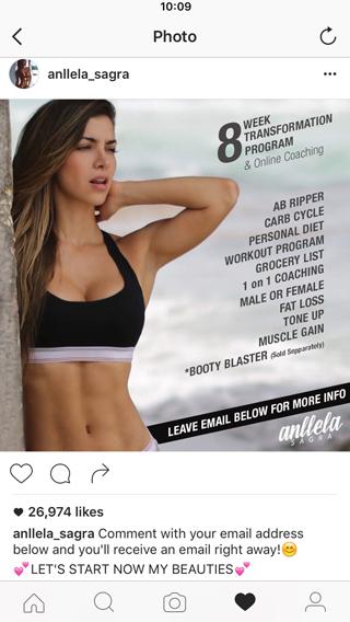 5 Ways To Write Better Instagram Captions Active Blueprint Fitness Website Creator
