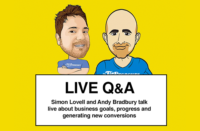 simon lovell andy bradbury
