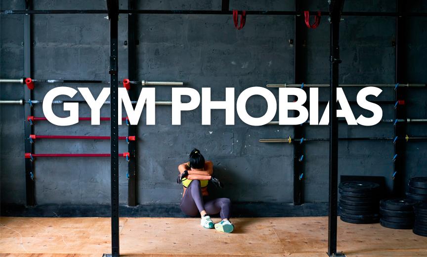 gym phobia