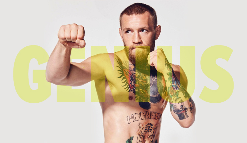 Become a Self-Marketing Genius Like Conor McGregor