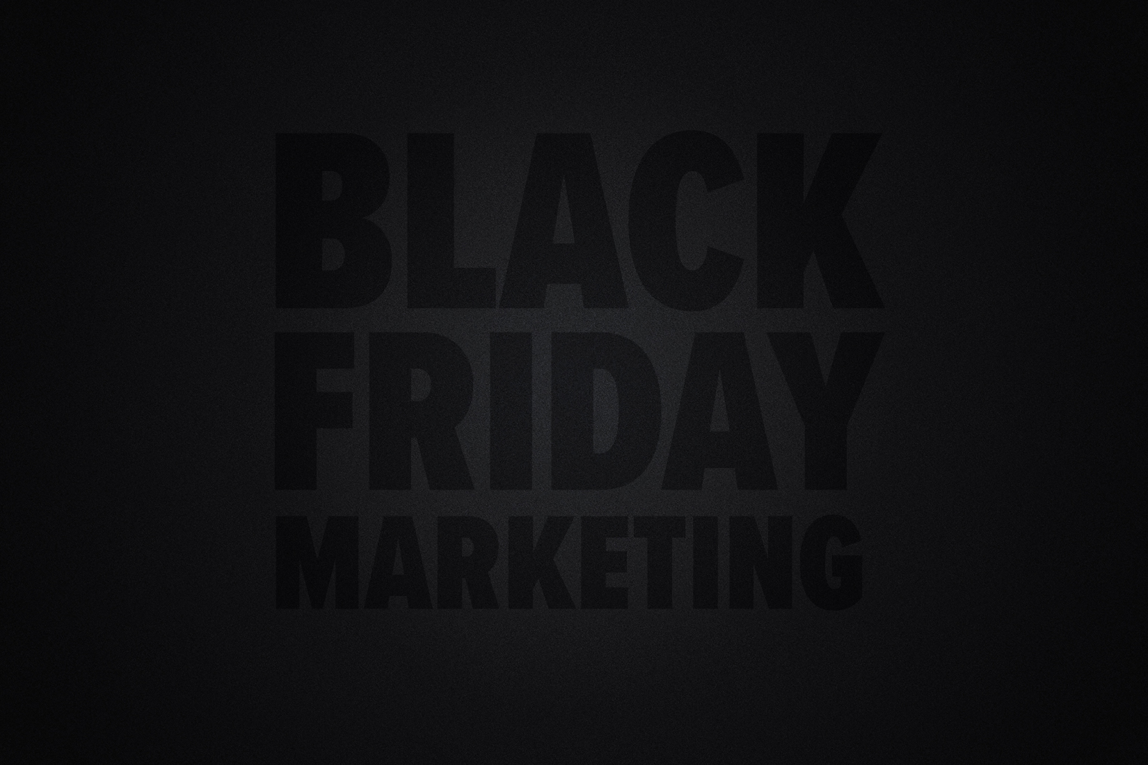 How to Run a Successful Black Friday Offer